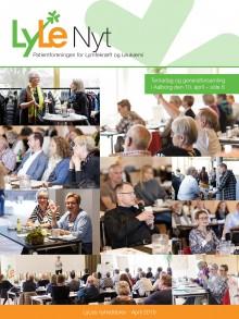 LyLe Nyt, april 2015