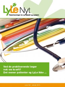LyLe Nyt, januar 2016