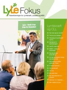 LyLe Fokus – Lymfekræft og CLL, oktober 2016