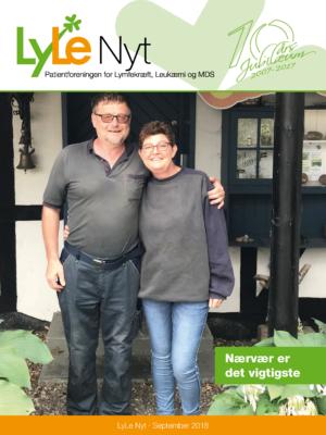 LyLe Nyt, september 2018