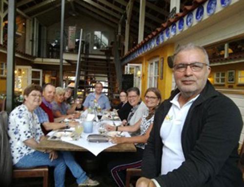 Næstvedgruppen besøger Thorsvang Samlermuseum