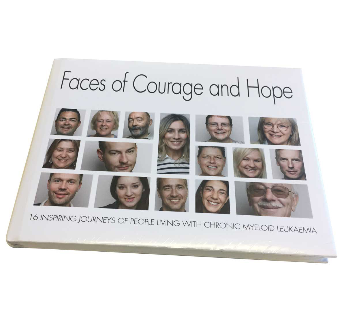 Faces of Courage and Hope