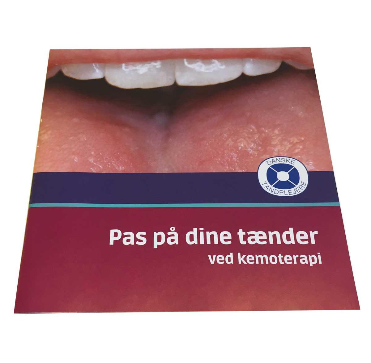 Pas på dine tænder ved kemoterapi