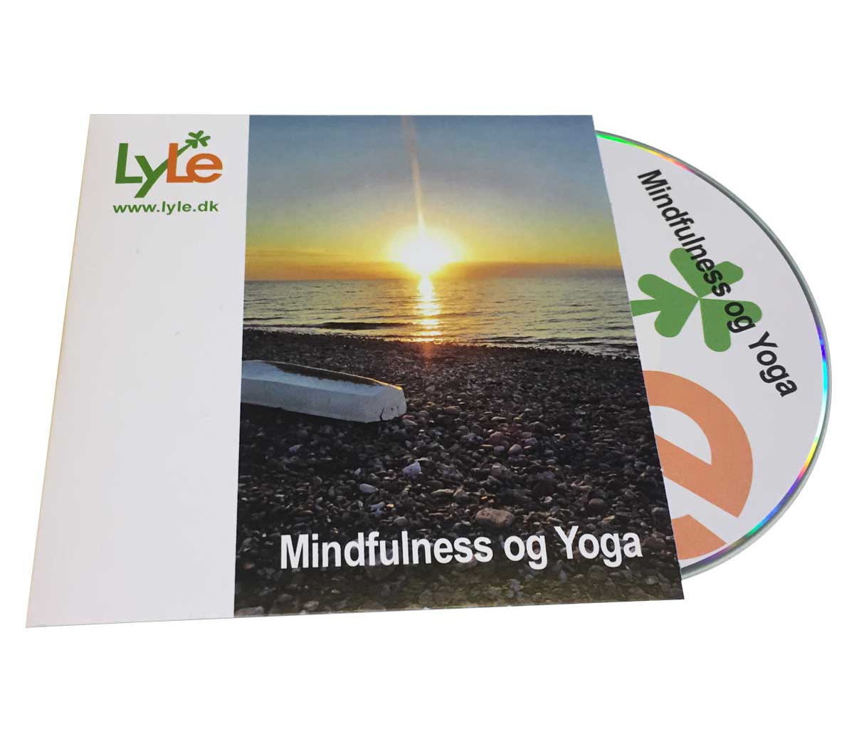 CD: Mindfulness og yoga