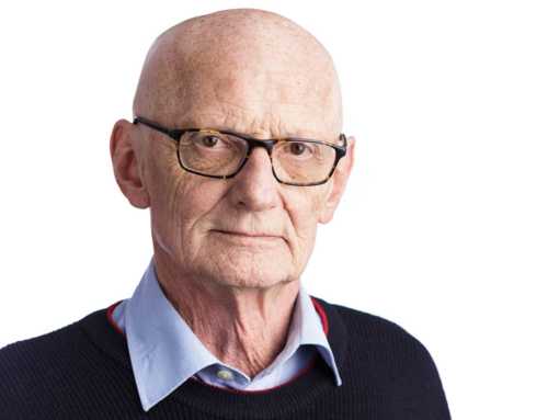 Nekrolog: Holger kom helhjertet ind i LyLe i 2013, han ville gøre en forskel