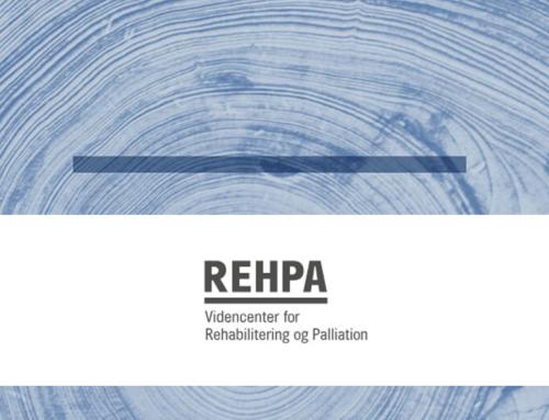 REHPA-møde om den svære samtale