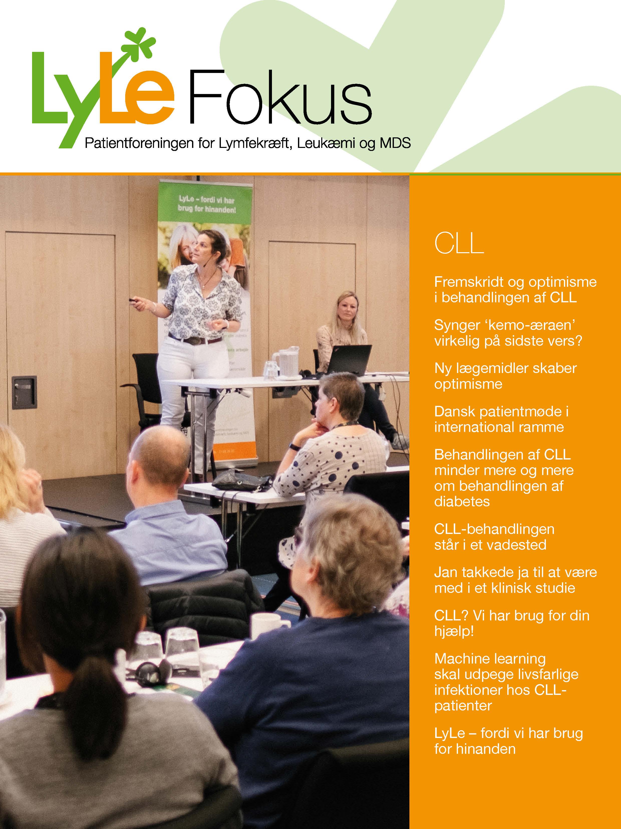 LyLe Fokus – CLL, juni 2019