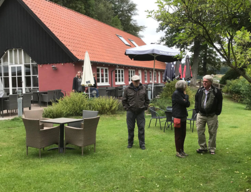 Aarhus-lokalgruppens sommerudflugt