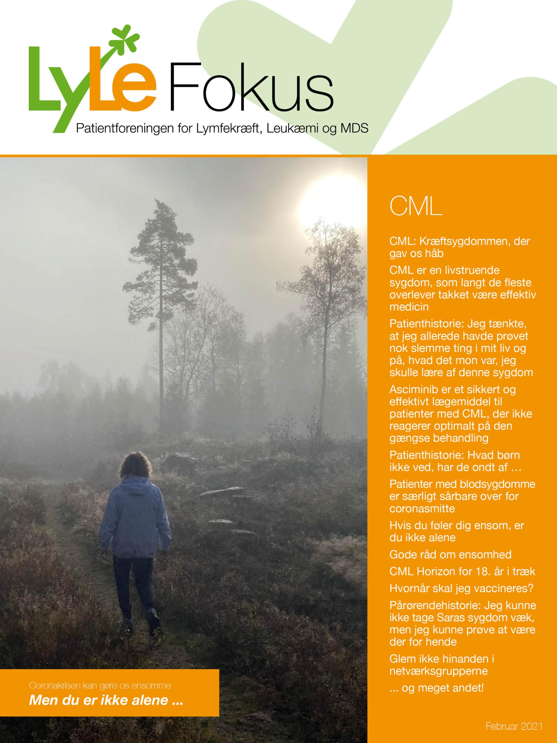 LyLe Fokus – Akutte leukæmier og MDS, november 2020