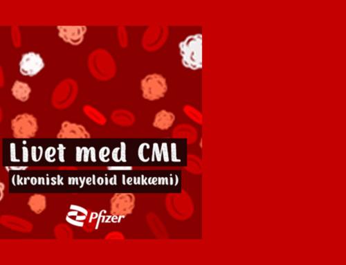 Ny podcastserie: Livet med CML